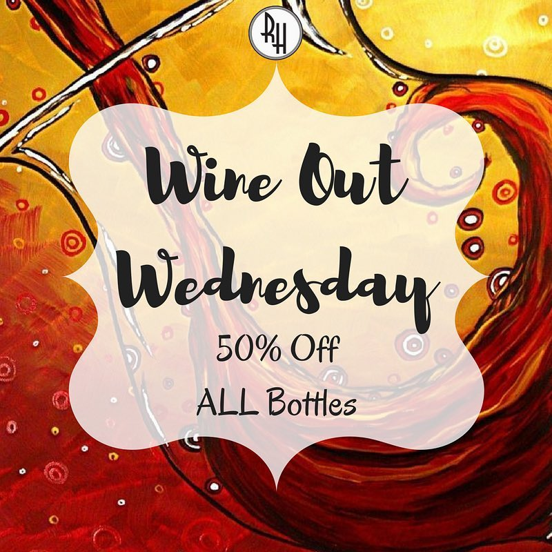 Wine Out Wednesday's