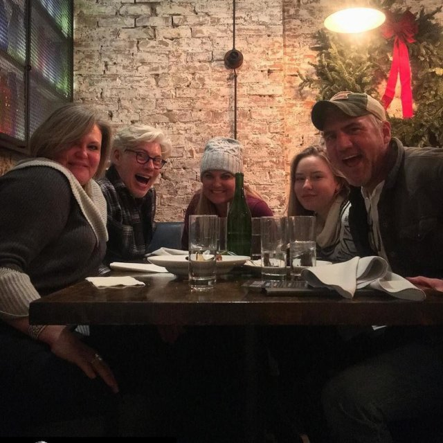 Repost harleybowman  A wonderful post holiday dinner with thehellip