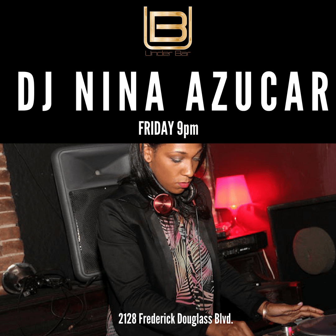 Friday Night DJ @ Under Bar